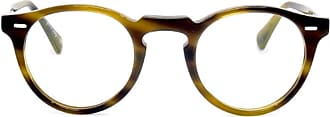Oliver Peoples GREGORY PECK OV 5186, Round, acetate, men, MOSS TORTOISE(1211), 47/23/150