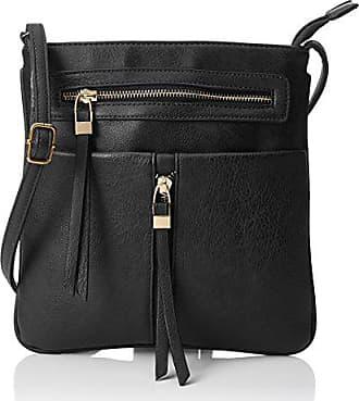 25b8f72294142 Swankyswans Damen Emily Zipper Bag Umhängetasche