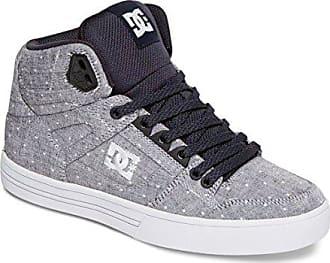 DC Shoes Womens Shoes Spartan High Wc Tx Se - Shoes - Women - US 5 - Grey Grey/Grey/Black US 5 / UK 3 / EU 36