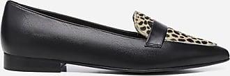 Flattered Alexandra Leather Leopard