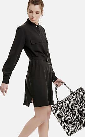 Sugarfree Black shirt dress