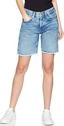 Pepe Jeans London Womens Belife Short Swim, Blue (Denim 000), W25 (Size: 25)