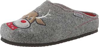 Pantoffeln in Grau: Shoppe jetzt bis zu −30% | Stylight