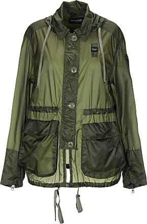 Blauer Jacken & Mäntel - Jacken auf YOOX.COM