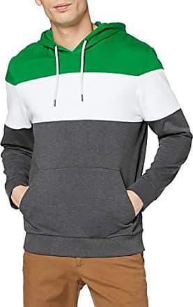edc by esprit herren sweatshirt jacke mit kapuze