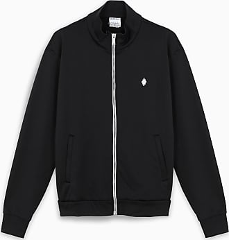 Marcelo Burlon Black Cross track jacket