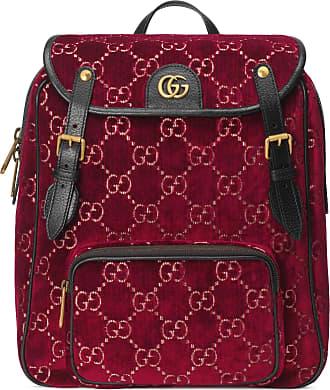 cccebc5582 Gucci Sac à dos en velours GG petite taille