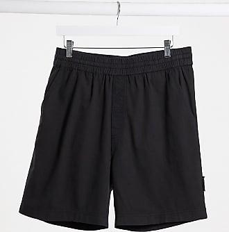 Collusion Schwarze Shorts