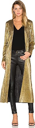 House Of Harlow x REVOLVE Jodie Jacket in Metallic Gold