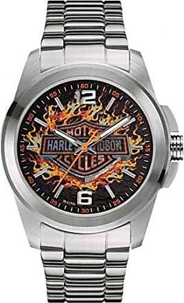 Bulova Relógio Bulova Masculino Ref: Wh30528t Harley Davidson
