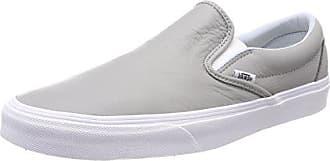 7748911ef1f Vans Unisex-volwassenen Classic slip-on sneaker - grijs - 41 EU