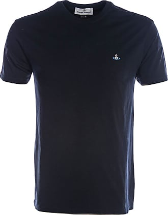 Vivienne Westwood Basic Orb T Shirt in Navy