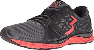361° Mens 361-POISION Running Shoe, black/white/0900, 13 M US