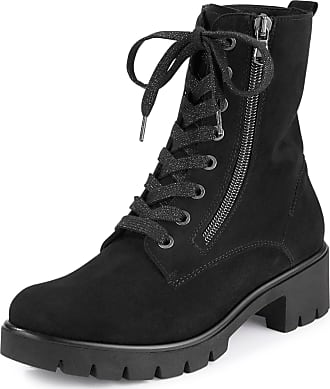 Semler Jessica lace-up ankle boots Semler black