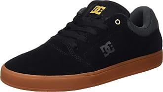 DC Mens Crisis Skateboarding Shoes, Grey/Black Xksk, 11.5 UK