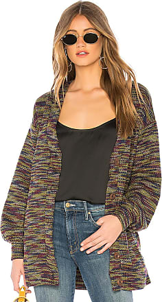 Tularosa Clementine Cardigan in Purple