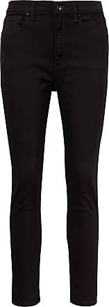 Rag & Bone Highrise Skinny-Jeans Nina Schwarz