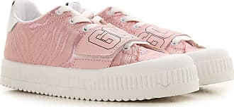 GCDS Sneakers for Women On Sale, Bright Pink, Leather, 2019, 2.5 3.5 4.5 5.5 6.5 7.5