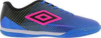 Umbro Chuteira Umbro Speed Sonic Futsal Azul e Preta