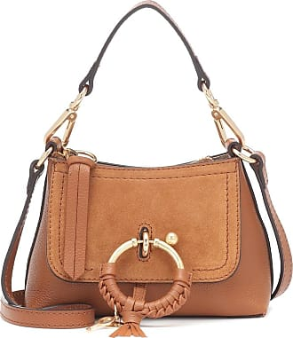See By Chloé Schultertasche Joan Mini aus Leder