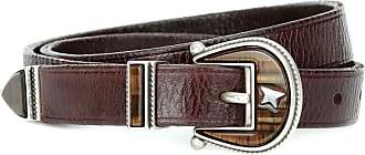 Golden Goose Rodeo leather belt
