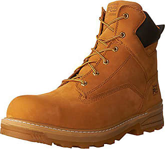 Timberland PRO Mens 6 Resistor CSA Work Boot, Wheat Nubuck Leather, 9.5 W US