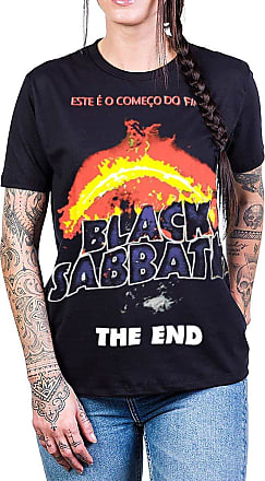 Bandalheira Camiseta Black Sabbath The Ultimate Collection Preta