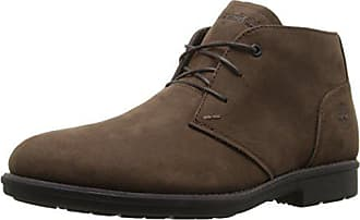 Timberland Mens Carter Notch Chukka Boots, Brown, 7 M US