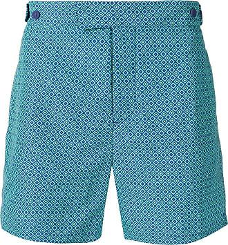 Frescobol Carioca angra swim shorts - Azul