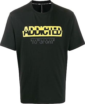 Blackbarrett Camiseta Addicted - Preto