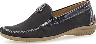 Gabor Leather Slip On Shoes − Sale: up to −26%   Stylight