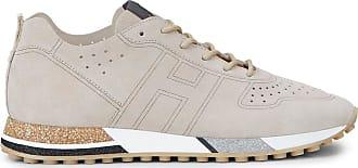 Hogan Sneakers H383, BEIGE, 10 - Schuhe