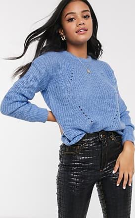 Brave Soul Fab - Pullover-Blau
