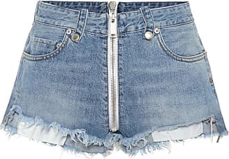 Unravel Distressed Jeansshorts