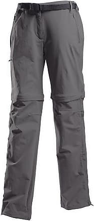Regatta Xert Stretch Z/O II Pant short grey Size 42-short 2017 sport pants