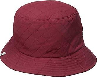 Herschel Supply Co. Mens Lake Bucket Hat, Red Bandana, Small/Medium