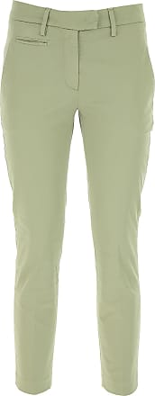 Dondup Shorts for Women On Sale, Military Green, Cotton, 2019, 26 27 28 29