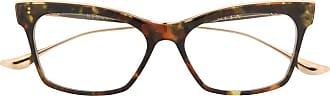 Dita Eyewear Armação de óculos gatinho Nemora - Marrom