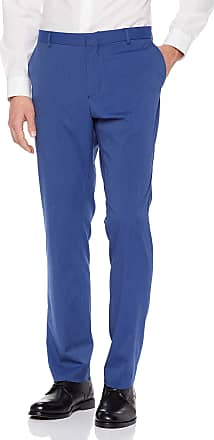 Selected Homme Mens Slhslim-mylologan Insig TRS B Noos Suit Trousers, Blue (Insignia Blue Insignia Blue), W36 (Size: 52)