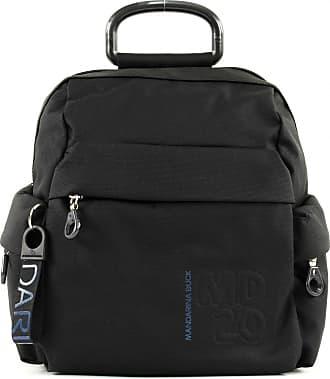 d998ddb4c Mandarina Duck MD20 Backpack S Rucksack Tasche Black Schwarz Neu