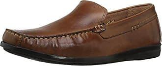 Dockers Mens Montclair Slip-On Loafer, Saddle Tan, 7.5 M US