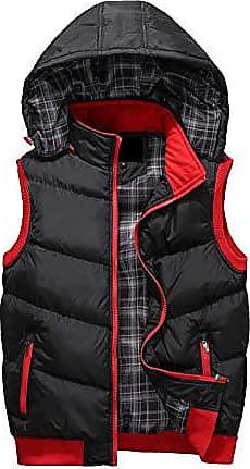Karrimor Herren Fleece Gilet Aermellos Zip Jacke Winter Bodywarmer Stehkragen