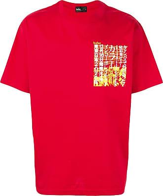 Kolor graphic print T-shirt - Red