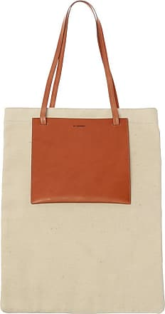 Jil Sander Shopper Bag Womens Beige