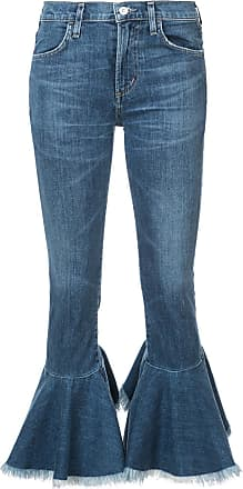 Citizens Of Humanity flared cropped jeans - Blue