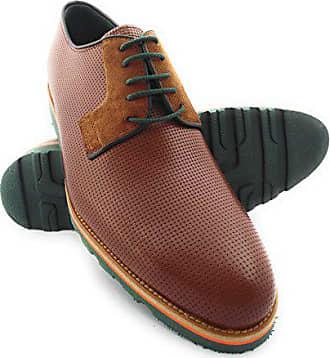 Zerimar Lederschuh Schuhe für Herren Schuhe Elegant Herren Lederschuhe  Casual Echter Leder Schuh für Mann Bequeme 7cebb9e081