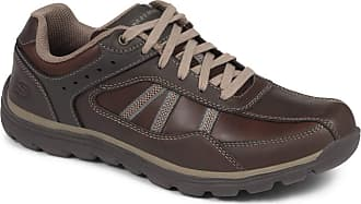 Skechers Ahoy-Runaway Fierce Lace-Up 314 363 - Chocolate Size 9 (43)