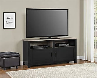 Dorel Home Products Ameriwood Home Carver TV Stand for TVs up to 60 Wide, Black