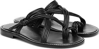 Loewe Paulas Ibiza Sandalen aus Leder