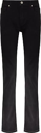 Paige Calça jeans slim Lennox degradê - Preto
